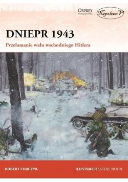 Dniepr 1943 Przełamanie wału wschodniego Hitlera