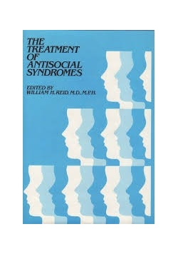The Treatment of Antisocial Syndromes