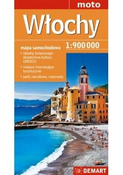 Mapa samochodowa - Włochy seeit 1:900000