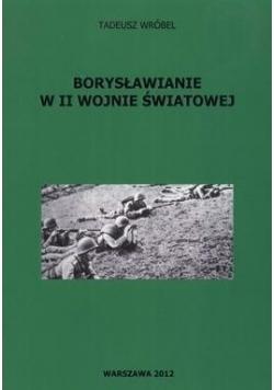 Borysławianie w II wojnie światowej