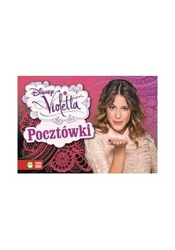 Pocztówki Disney Violetta