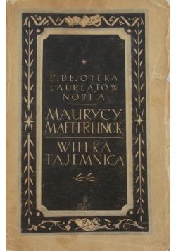 Wielka tajemnica, 1923r