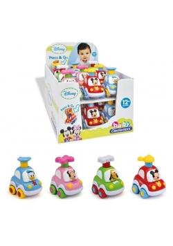 Disney Baby Samochodziki naciśnij i jedź mix