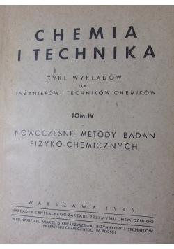 Chemia i technika, 1949r.