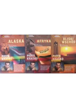 Bliski Wschód/Afryka/Alaska