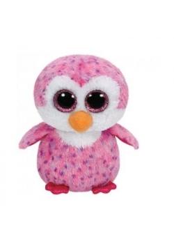 Beanie Boos Glider - Różowy Pingwin 24cm