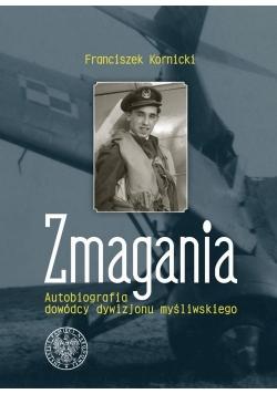 Zmagania Autobiografia dowódcy dywizjonu myśliwskiego
