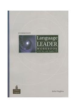 Language Leader Intermediate Workbook with key and Audio CD