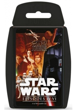 Top Trumps Star Wars IV-VI