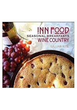 Inn food seasonal breakfasts wine country