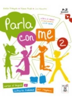 Parla Con me 2 podręcznik+ CD