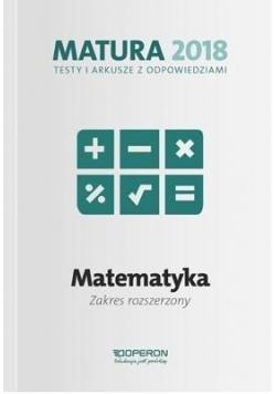 Matura 2018 Matematyka. Testy i arkusze ZR