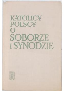 Katolicy Polscy o soborze i synodze
