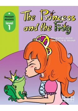 The Princess and the Frog SB MM PUBLICATIONS