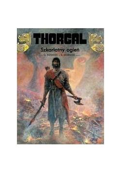 Thorgal. T,35 Szkarłatny ogień BR