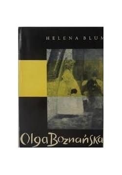 Olga Boznańska- zarys życia i twórczości
