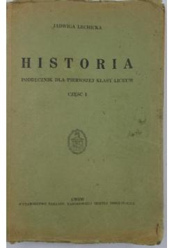 Historia , cz 1, 1937 r.