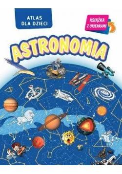 Astronomia. Atlas dla dzieci