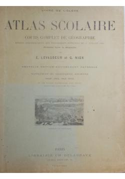 Atlas Scolaire, 1900 r.