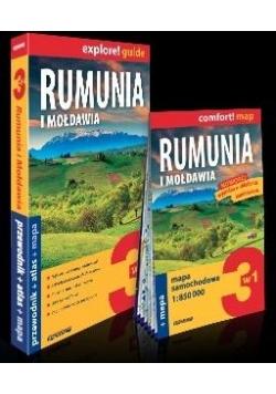 Explore! guide Rumunia 3w1 wyd. 2018
