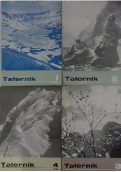 Taternik, czasopismo, nr.1-4