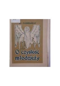 O czystość młodzieży, 1927 r.