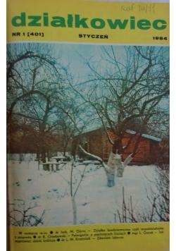 Działkowiec, nr 1-12 1984