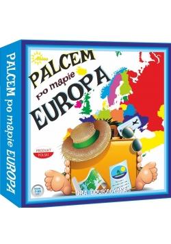 Palcem po mapie - Europa ABINO