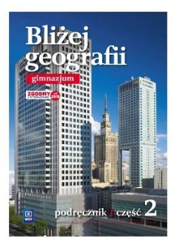 Geografia GIM 2 Bliżej geografii Podr.w.2016 WSIP