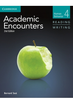 Academic Encounters 4 Student's Book Reading and Writing and Writing Skills Interactive Pack