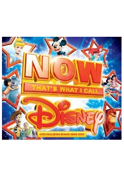Now That's What I Call Disney, CD