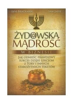 Żydowska mądrość w biznesie