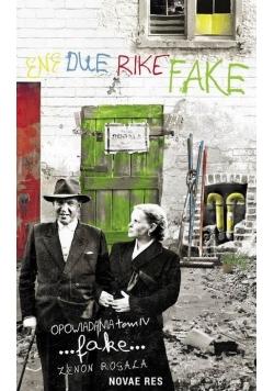 Fake. Opowiadania T.4