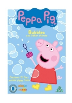 Peppa Pig: Bubbles and Other Stories, DVD