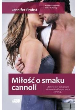 Miłość o smaku cannoli