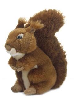 Wiewiórka ruda 15cm WWF