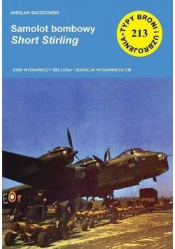 Samolot bombowy Short Stirling