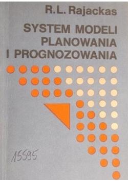 System modeli planowania i prognozowania