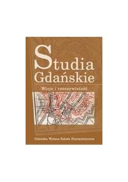 Studia Gdańskie,tom VI