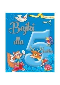 Rosnę i czytam Bajki dla 5-latka
