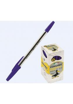 Długopis Corvina 0,7 niebieski (50szt)