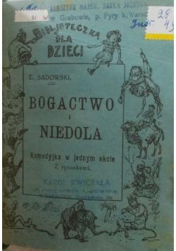 Biblioteczka dla dzieci, ok. 1928 r.