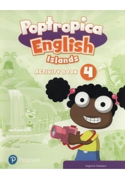 Poptropica English Islands 4 AB PEARSON