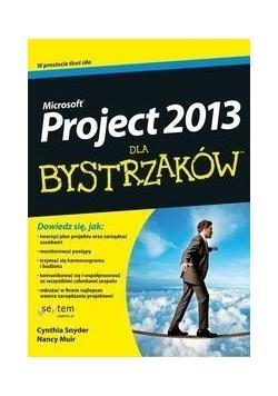 MS Project 2013 dla bystrzaków, Nowa
