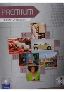 Premium. B1 level. Workbook + CD
