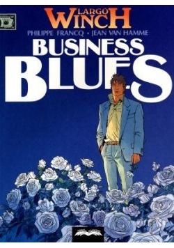 Largo Winch 4 Business blues