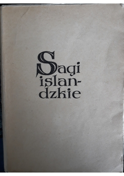 Sagi islandzkie