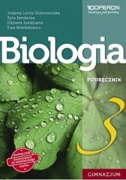 Biologia GIM 3 Podręcznik OPERON