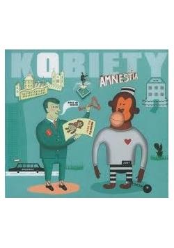 Kobiety amnestia, płyta CD