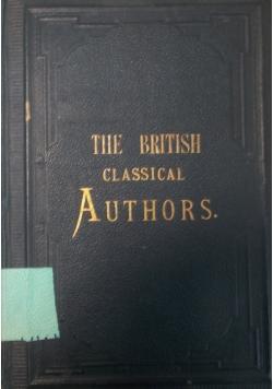 The British Classical Authors , 1876 r.